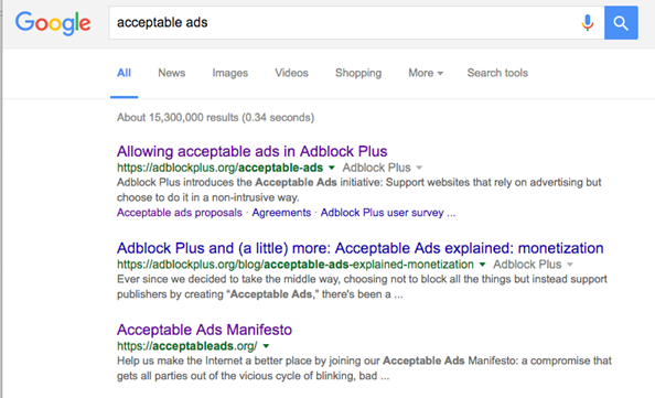 Adblock Plus and (a little) more: Fact-checking Adblock Plus allegations